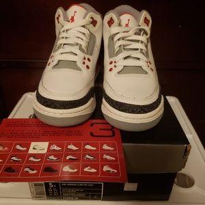 Brand new Jordan Retro 5 size 5 (never worn)